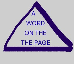A word on the the page text example
