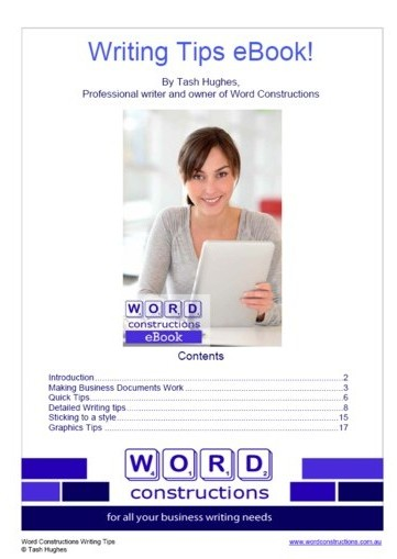 Purchase Word Constructions eBooks